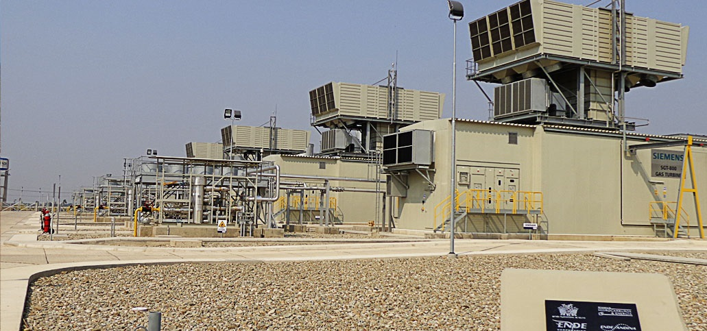 TERMOELÉCTRICA WARNES: 200 MW