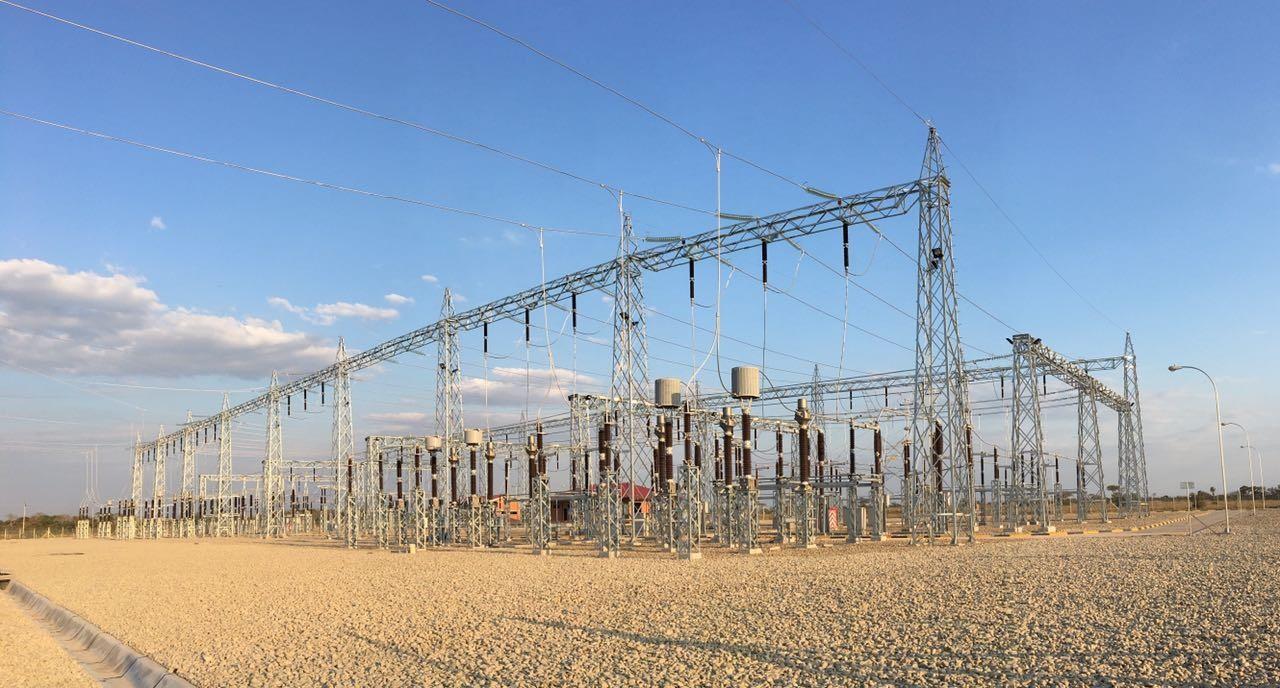 PROYECTO:  CONSTRUCCIÓN LÍNEA BÉLGICA - LOS TRONCOS 230 kV