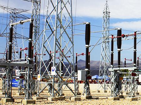 PROYECTO AMPLIACIÓN DE BARRAS 230 kV SE CARRASCO