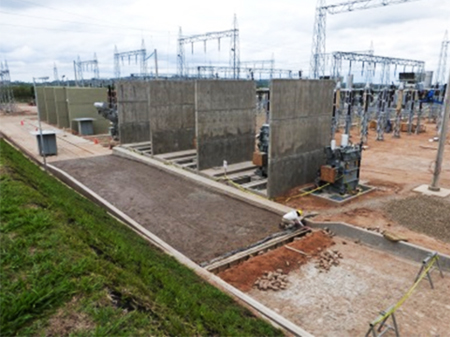 PROYECTO: LÍNEA DE TRANSMISIÓN 230 kV CHACO-TARIJA