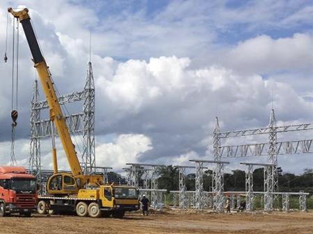 LÍNEA DE TRANSMISIÓN ELÉCTRICA 230 kV COCHABAMBA - LA PAZ