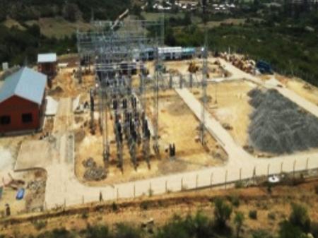 LÍNEA DE TRANSMISIÓN  ELÉCTRICA 115 kV SUCRE-PADILLA