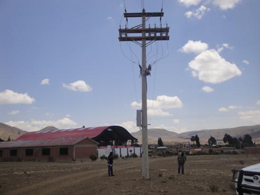 PROYECTO:  CONSTR. DE MEJORAS Y AMPLIACIONES SISTEMA DISTRIBUCIÓN CAMARGO