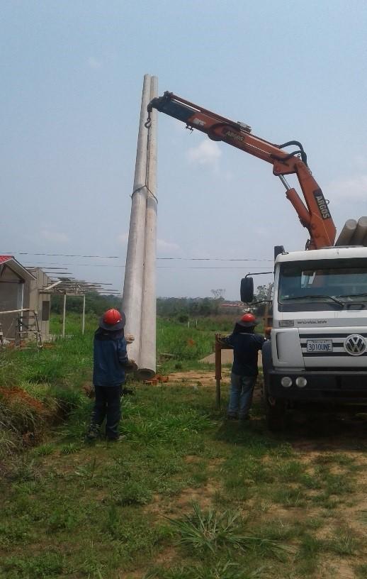PROYECTO:  Construcción, Ampliación y Reposición de Redes Cobija