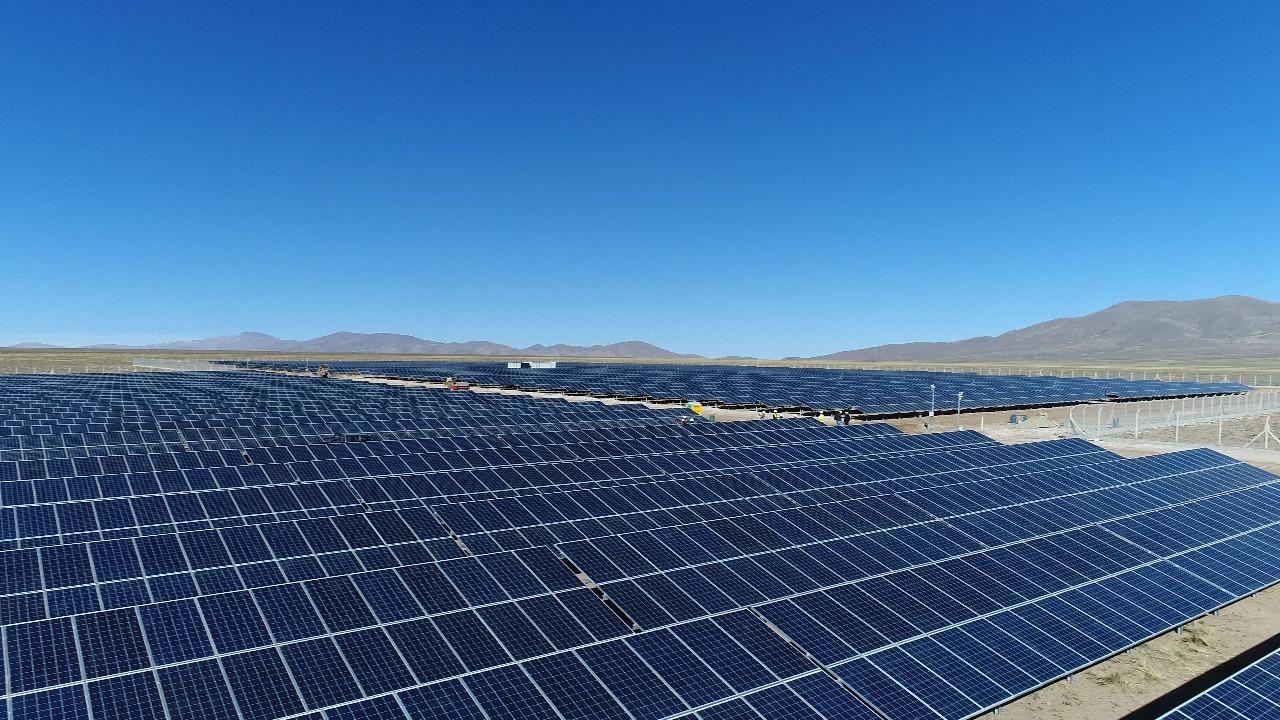 PROYECTO:  INGENIERÍA DE DETALLE, SUMINISTRO, CONSTRUCCIÓN, MONTAJE, PRUEBAS Y PUESTA EN SERVICIO DE LA PLANTA SOLAR FOTOVOLTAICA UYUNI DE 60 MW y SU INTEGRACIÓN AL SIN
