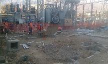 S/E Central - Instalación Transformador T-192 de 50 MVA y equipos en MT